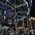 Vertical Carousel by Evie Carrier