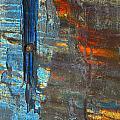 Vertical Dominance In Horizontal Sea by Lauren Leigh Hunter Fine Art Photography