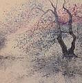 Vertical Tree  by Anna Sandhu Ray