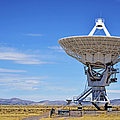 Very Large Array - Vla - Radio Telescopes by Christine Till