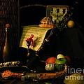 Very Very Still Life by Joe Jake Pratt