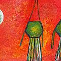 Vesak Lanterns by Nirdesha Munasinghe