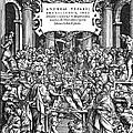 Vesalius Teaching Anatomy by Granger