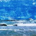Vesterhavet The North Sea by Cecilia Uneland