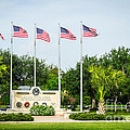 Veterans Memorial Laguna Vista Texas by Imagery by Charly
