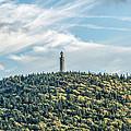 Veterans War Memorial Tower by Nate Wilson