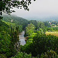 Vezere River Valley by Jeff Black