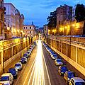 Via Degli Annibaldi by Fabrizio Troiani