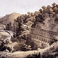Viaduct On Cheat River, From Album by Edward Beyer
