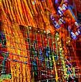 Vibrations Digital Guitar Art Bt Steven Langston by Steven Lebron Langston