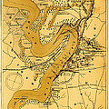Vicksburg And Its Defenses by Mountain Dreams
