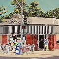 Vic's Ice Cream No. 3 by Paul Guyer