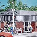 Vic's Ice Cream No. 4 by Paul Guyer