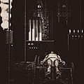 Victor Frankenstein's Lab by Bob Orsillo