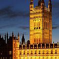 Victoria Tower - London by Brian Jannsen