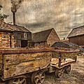 Victorian Colliery by Adrian Evans