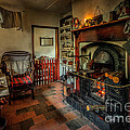 Victorian Fire Place by Adrian Evans
