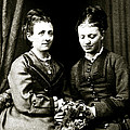 Victorian Girlfiends by Historic Image