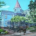 Victorian Greenville by Bryan Bustard