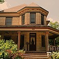 Victorian Home 2 by Kathleen Struckle