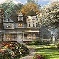 Victorian Home by Dominic Davison