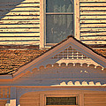 Victorian House Detail by Jill Battaglia