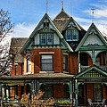Victorian House by Shannon Story