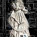 Victorian Lady by John Haldane