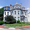 Victorian Manor 1 by Walter Neal