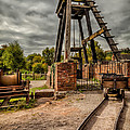 Victorian Mine by Adrian Evans