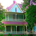 Victorian On Church Street by Mountain Femme