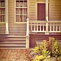 Victorian Porch by Jill Battaglia