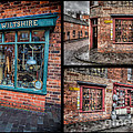 Victorian Shops by Adrian Evans