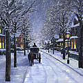 Victorian Snow by Alecia Underhill