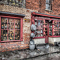 Victorian Stores England by Adrian Evans