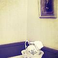 Victorian Wash Basin And Jug by Amanda Elwell