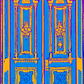 Victoriandoorpopart by Greg Joens