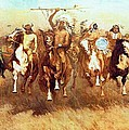 Victory Dance by Frederic Remington