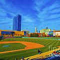 Victory Field 2 by David Haskett