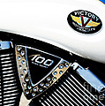 Victory Motorcycle  by Tim Gainey