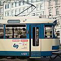 Vienna Tram by Frank Gaertner