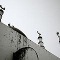 Vientiane Minarets by Shaun Higson