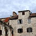 Vies Of Split Croatia by Richard Rosenshein