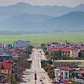 Vietnam, Dien Bien Phu by Walter Bibikow