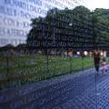 Vietnam War Memorial by Pablo Rosales