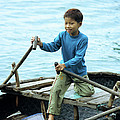 Vietnamese Boy by Rick Piper Photography