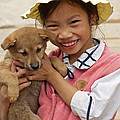 Vietnamese Girl 02 by Rick Piper Photography