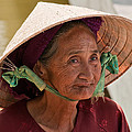 Vietnamese Lady by Rick Piper Photography