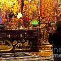 Vietnamese Temple by Jim Corwin