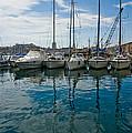 Vieux Port by Oleg Koryagin